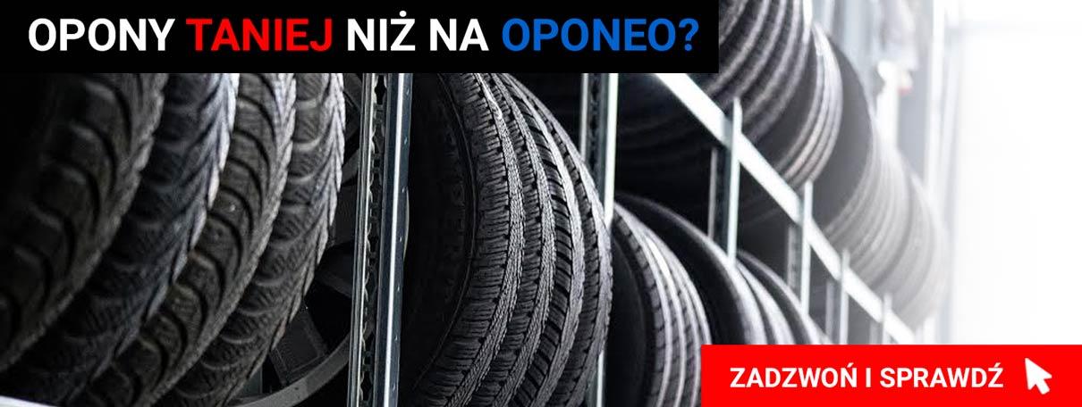Tanie opony Warszawa. Poznaj atrakcyjne ceny na opony letnie i opony zimowe w Warszawie.