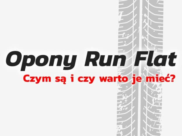 Opony Run Flat